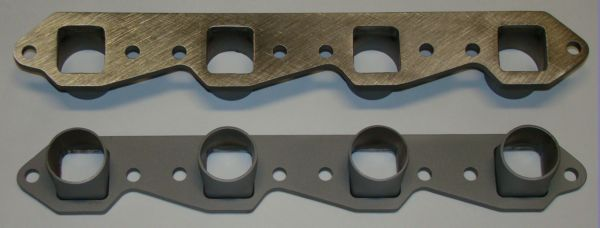 FORD - Finished Header Flanges, Plain Header Flanges, Header